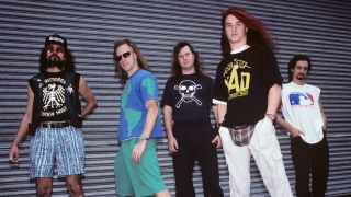 The story behind Faith No More's From Out Of Nowhere