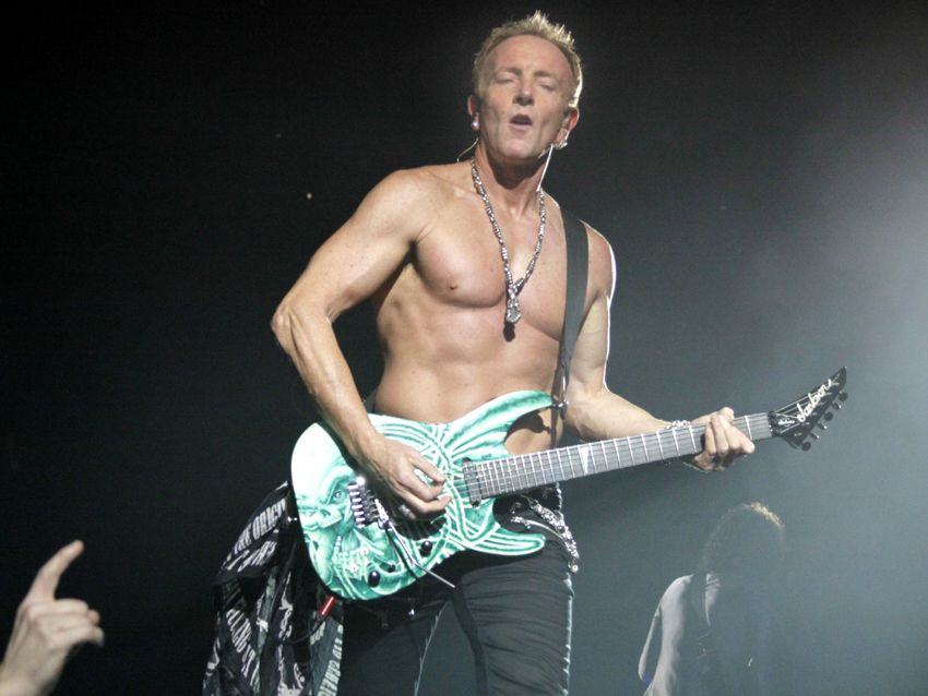 Def Leppard S Phil Collen Talks Guitars Songwriting And New Album Musicradar
