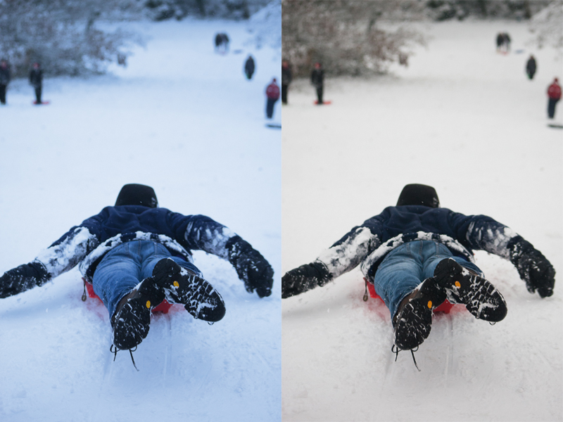 Image result for White Balance in Snow Photography