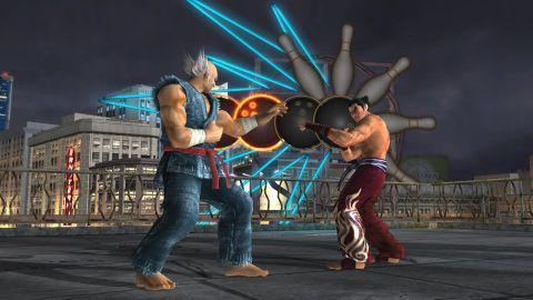 Tekken 5 Dark Resurrection Playstation Network Review Gamesradar