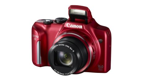 Canon PowerShot SX170 IS review