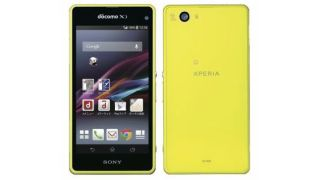 Sony Xperia Z1 Mini arriving in Japan