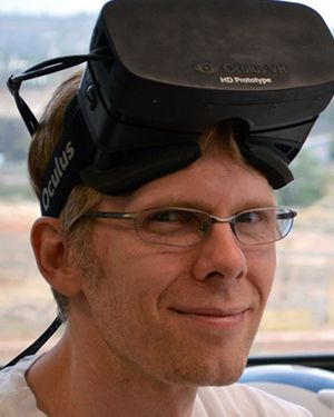 John Carmack, mad scientist, leaves id Software completely to work on Oculus Rift