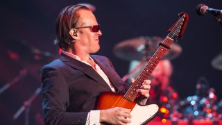 Bonamassa is naughty and nice on his newest holiday cut