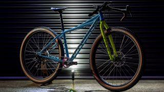 Farr 29er gravel bike frame