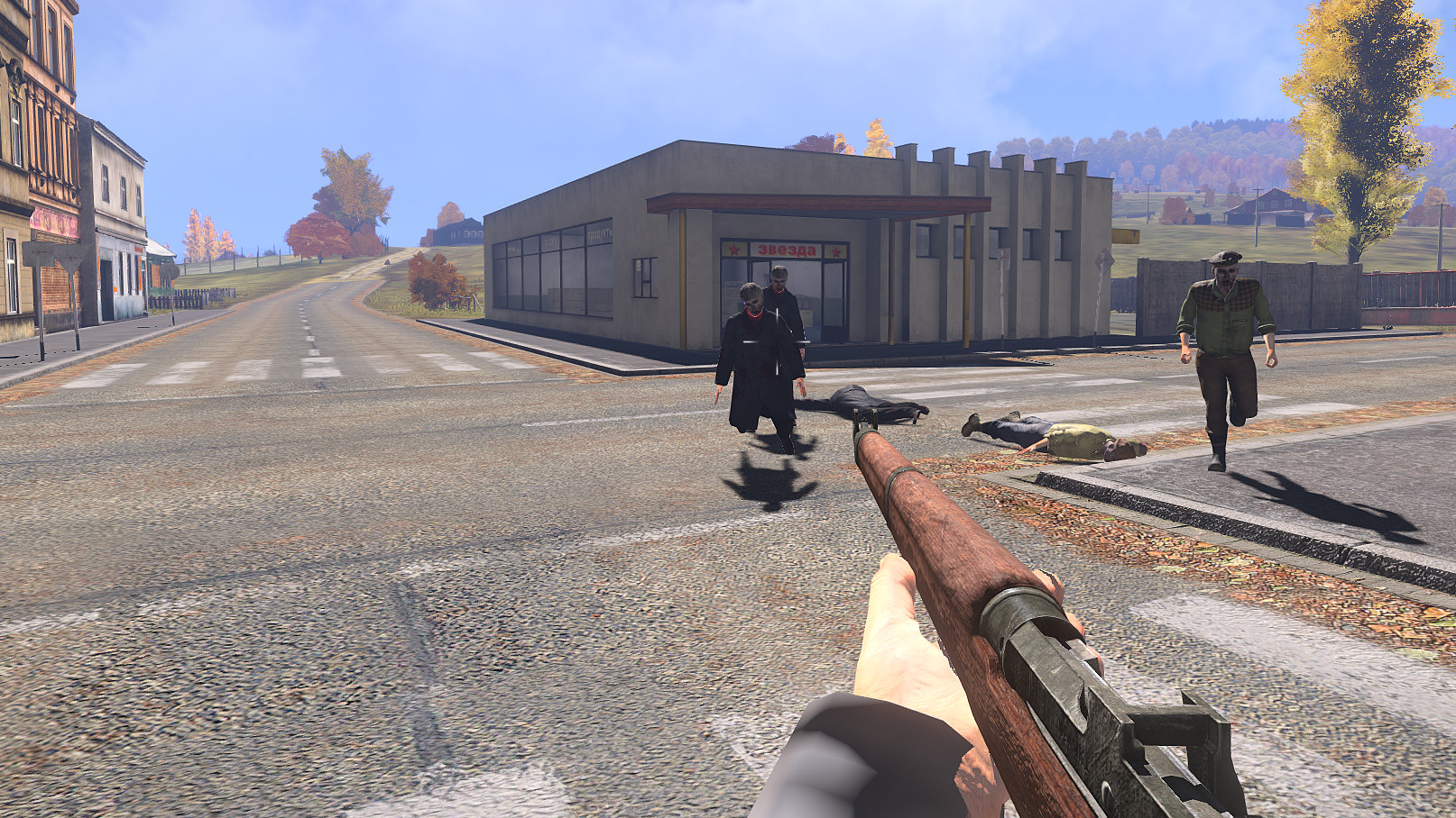 DayZ Arma 3: the reason you should play the DayZ mod again