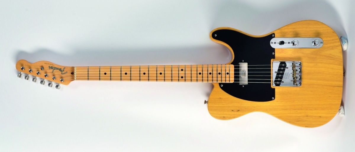 haz Gracias Rocío  Fender Vintage Hot Rod '52 Telecaster review   MusicRadar