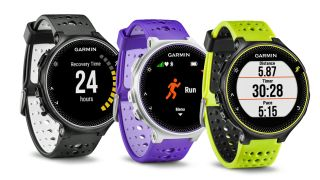Garmin running watches 2015