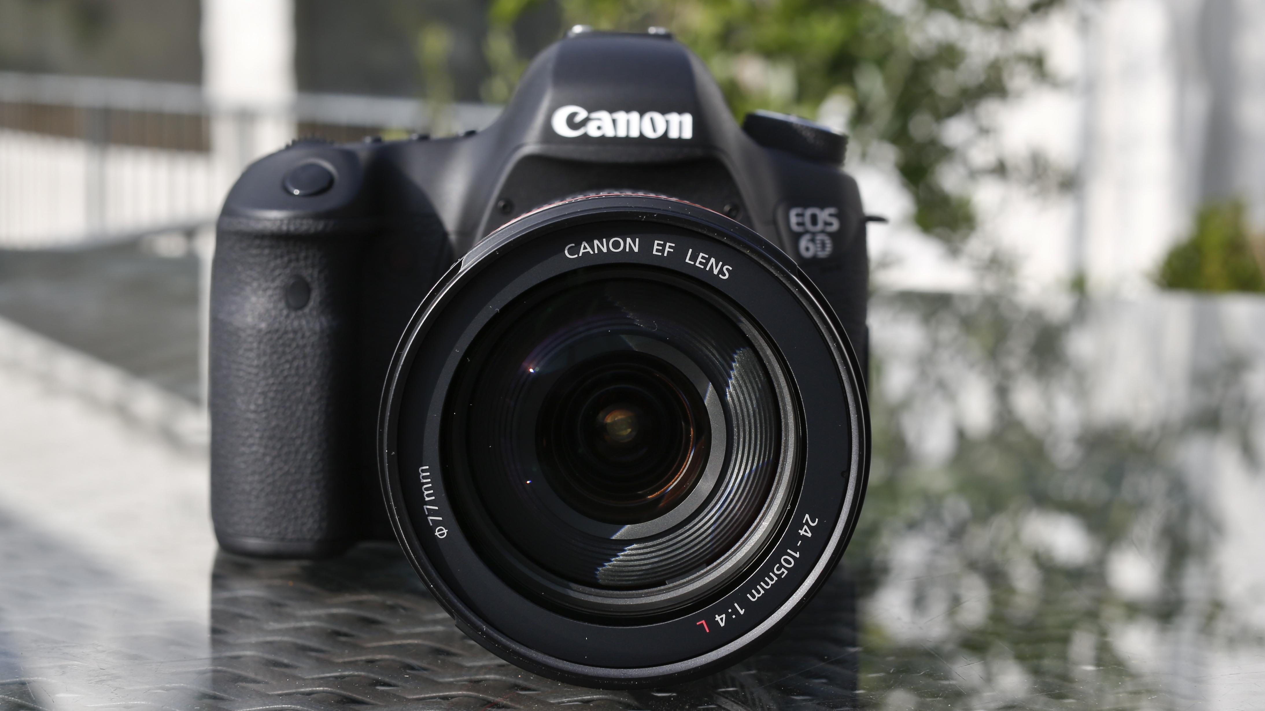 Canon EOS 6D review | TechRadar
