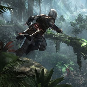 Multiplayer gameplay shown in Assassin's Creed 4 trailer