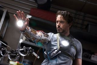 'Iron Man' Hero Personifies Modern Military Contractors