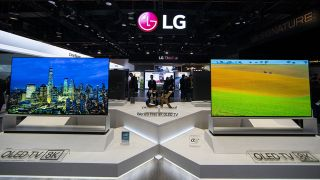 LG reveals release date for world's first 8K OLED TV