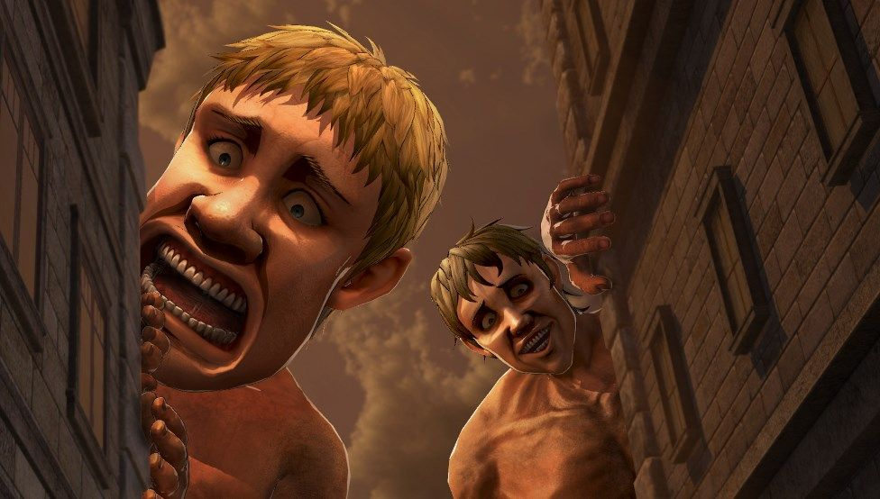 Attack on Titan: Quick Look - YouTube