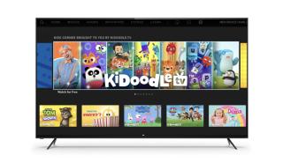Vizio Kidoodle.tv Kids Corner