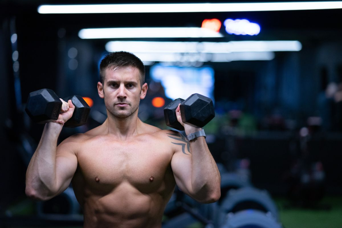 Alex Crockford's ultimate home workout works for everyone from beginners to jocks