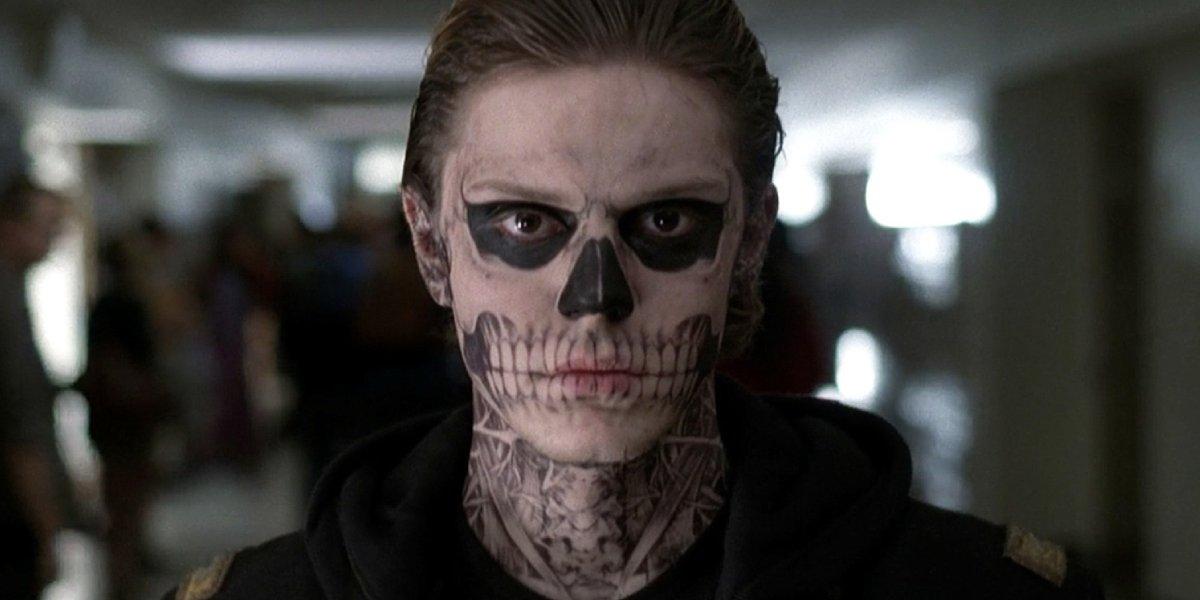 Evan Peters on American Horror Story