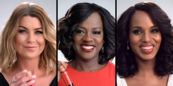 The three leading ladies of TGIT