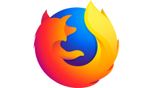 Old Firefox logo