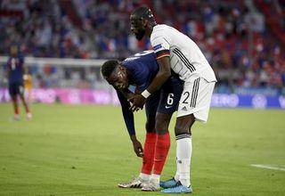 Germany France Euro 2020 Soccer