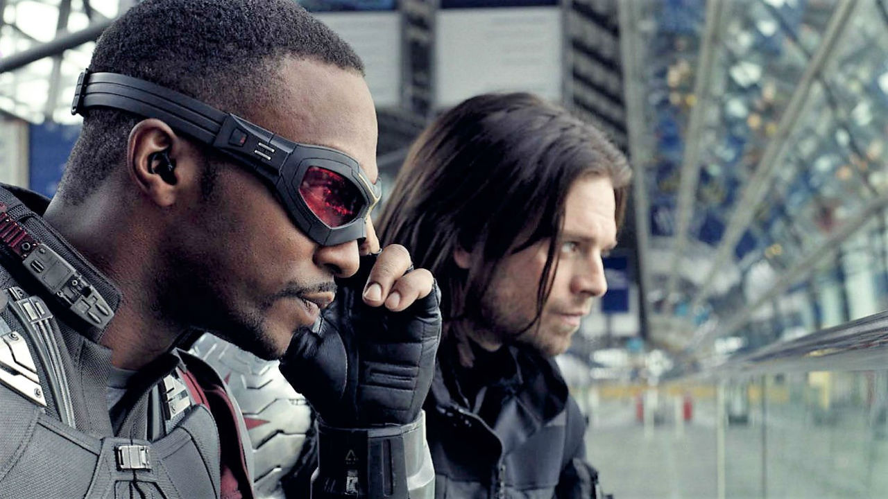Falcon And The Winter Soldier,