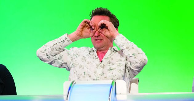 Unlike some panel shows – you know which ones – WILTY makes an effort to book guests who have nothing to do with the world of comedy.