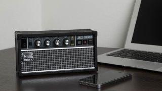 Roland JC 01 classic amp design meets wireless audio