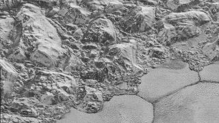 Pluto highest res NASA