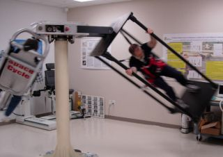The Space Cycle: New Way to Exercise in Orbit