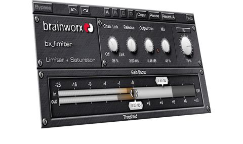 The XL saturation process and the peak stop limiter in the XL have been combined in the brainworx_limiter