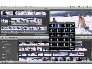 Work with audio in iMovie 11