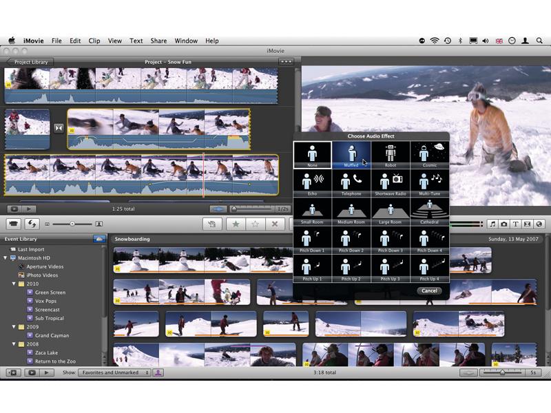 How to edit audio in iMovie 11   TechRadar