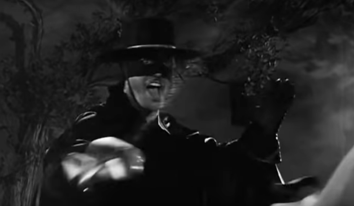 Zorro Don Diego de la Vega Guy Williams Disney