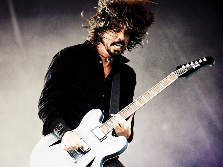 How To Play The Foo Fighters Rope Main Riff Musicradar