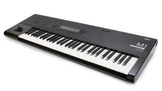 The Korg M1: 250,000 of them were made between 1988 and 1995, and sold for £1499