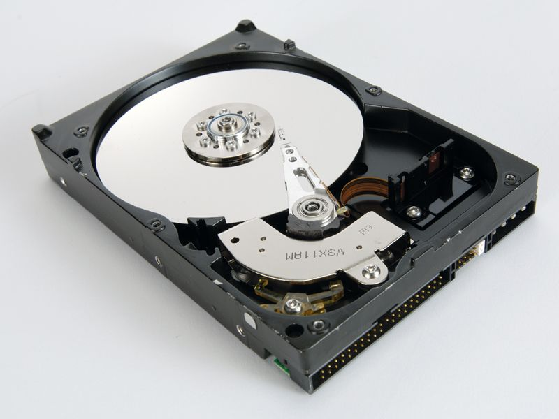 recover data from old hard drives