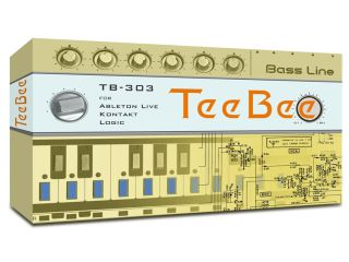 TeeBee is a virtual Roland TB-303 for your favourite sampler or DAW.