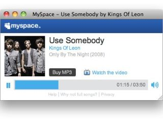MySpace - likely to benefit from deal