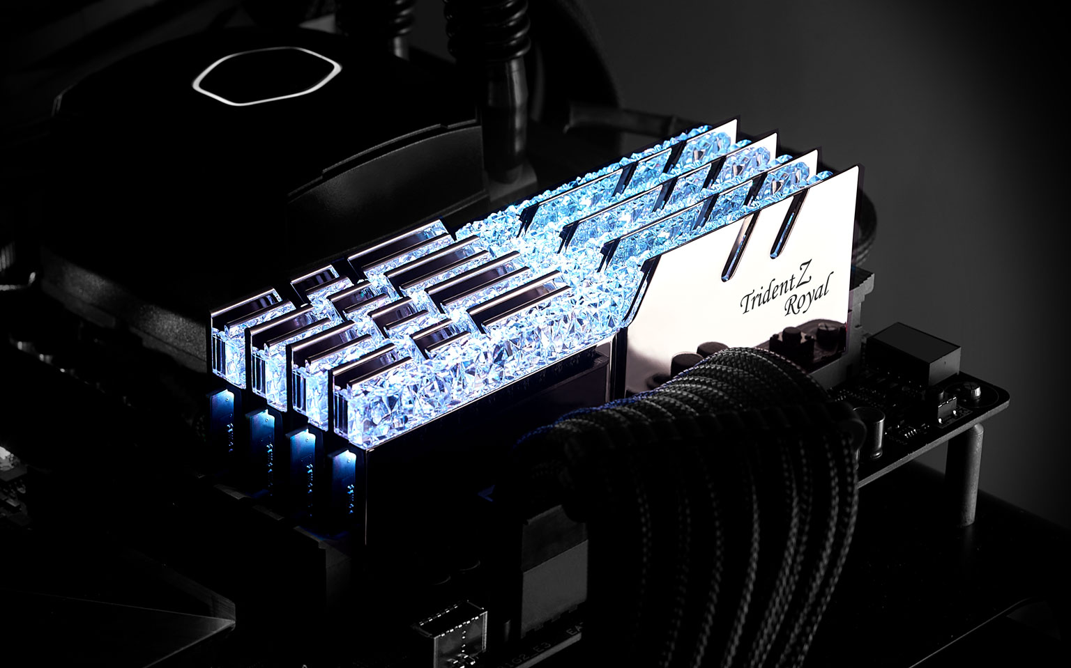 G Skill wins DDR4 RAM overclocking race to 6GHz and sets a