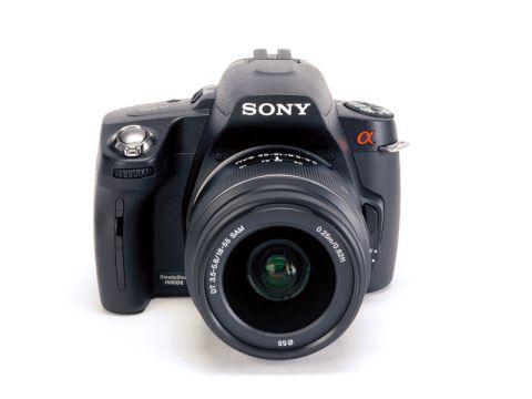 Sony Alpha A390
