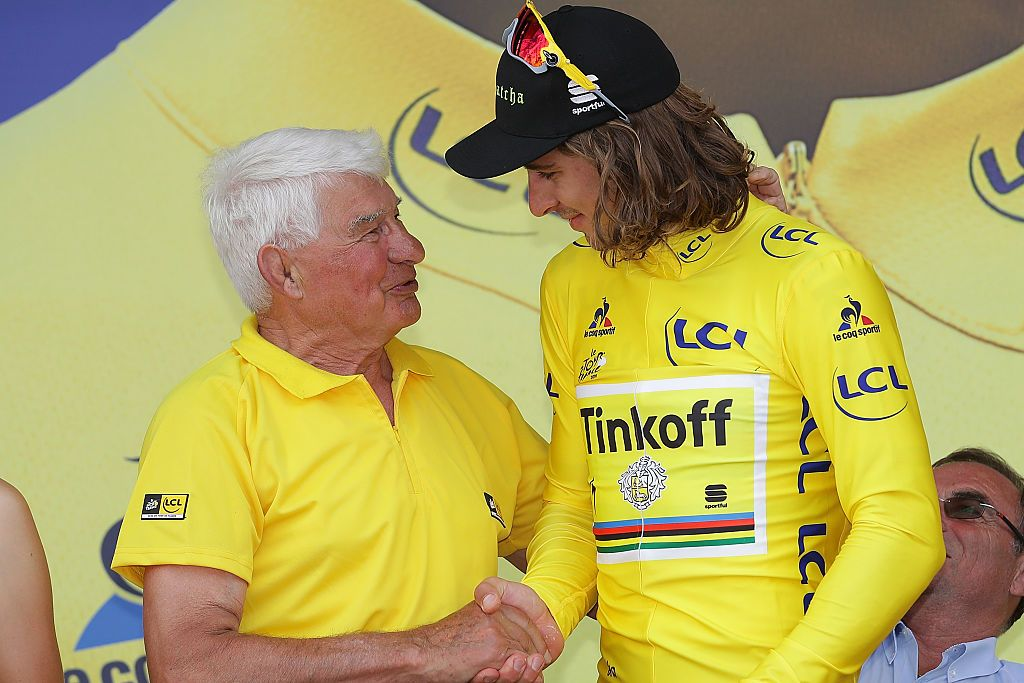 Remembering Poulidor and his enduring presence at the Tour de France