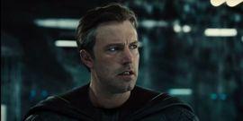 Epic The Flash Fan Art Brings Ben Affleck's Batman Back To The DCEU