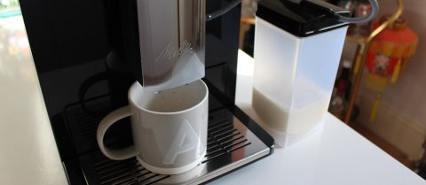 A photo of the Melitta Caffeo CI Bean to Cup Coffee Machine