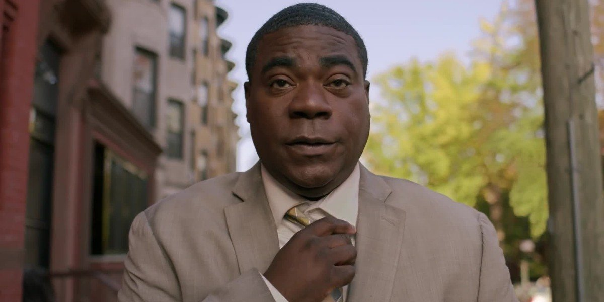 Coming 2 America's Tracy Morgan Reveals The Touching Reason Why The Original Film Connected With Him