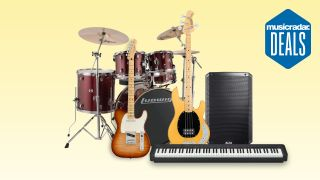 The Guitar Center Memorial Day sale has landed! Save up to a mammoth 40% off guitars, basses, keyboards, drums and PA