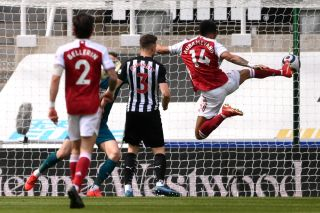 Newcastle United v Arsenal – Premier League – St James' Park