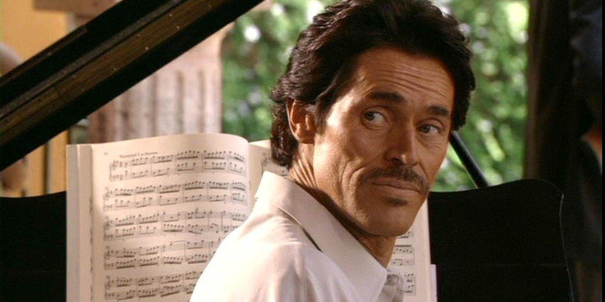 Willem Dafoe - Once Upon A Time in Mexico