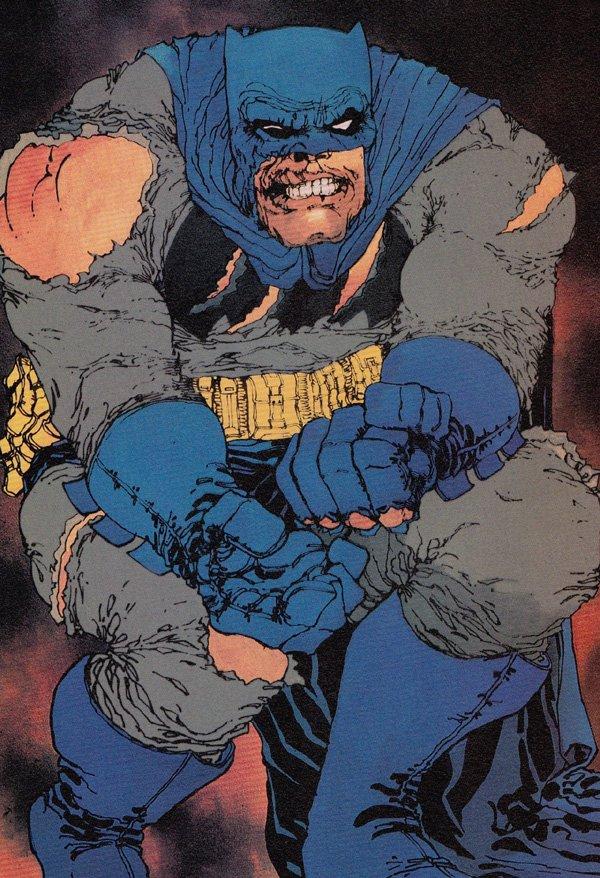 Frank Miller Batman