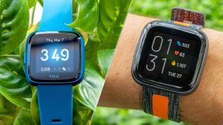 Fitbit Versa 2 vs. Versa Lite