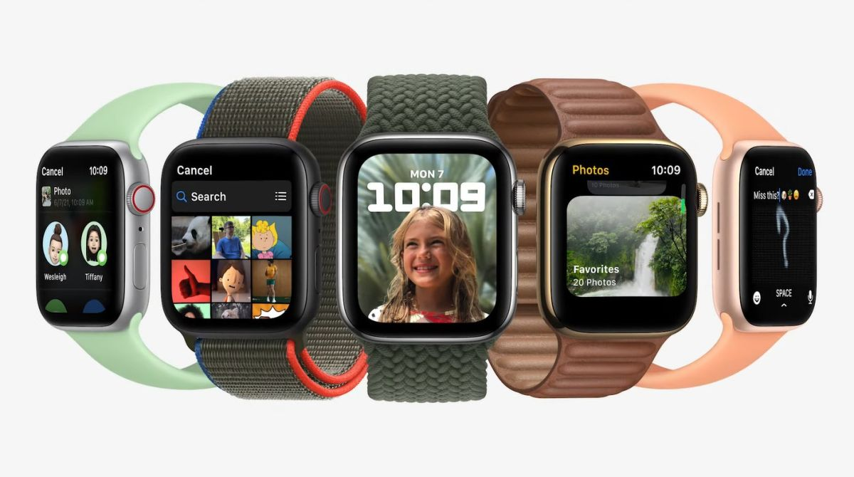 watchOS 8 release date, compatibility, beta and top new features for Apple Watch