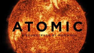 Mogwai Atomic album artwork